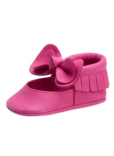 Moots Bebek Ayakkabısı Fuşya